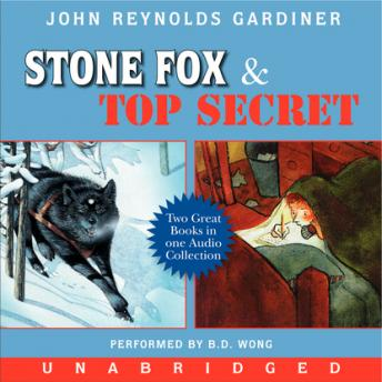 Stone Fox and Top Secret, John Reynolds Gardiner