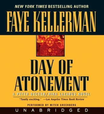 Day of Atonement, Faye Kellerman