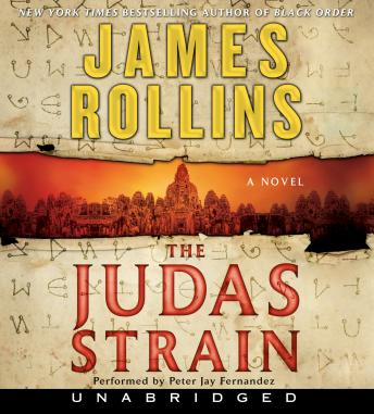 Judas Strain: A Sigma Force Novel, James Rollins