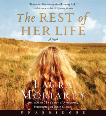 Rest of Her Life CD, Laura Moriarty