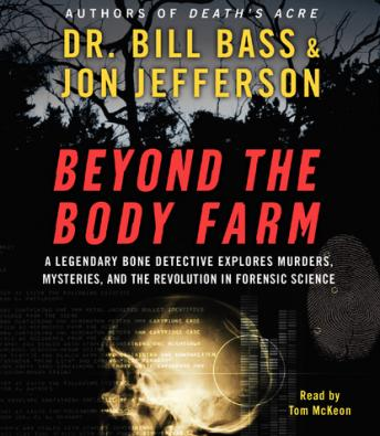 Beyond the Body Farm, Bill Bass, Jon Jefferson