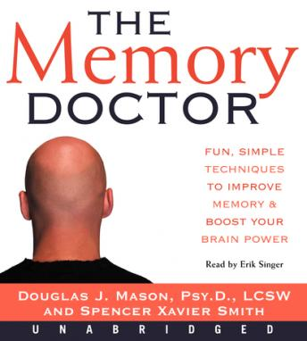Memory Doctor, Spencer Smith, Douglas Mason