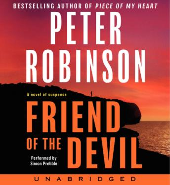 Friend of the Devil, Peter Robinson