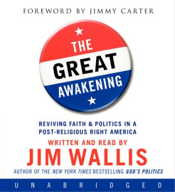 Great Awakening, Jim Wallis