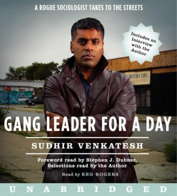 Download Gang Leader for a Day by Sudhir Venkatesh