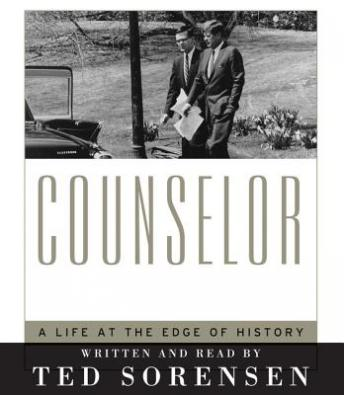 Counselor, Ted Sorensen