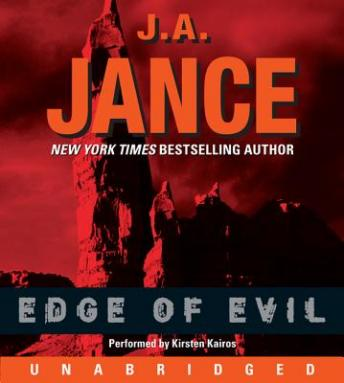 Edge of Evil, J. A. Jance
