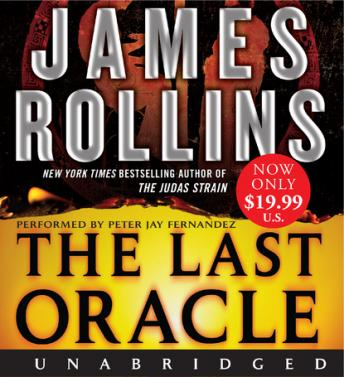 Last Oracle: A Sigma Force Novel, James Rollins