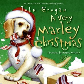 Very Marley Christmas, John Grogan