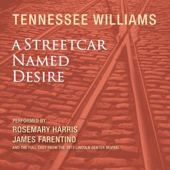 Download Streetcar Named Desire by Tennessee Williams