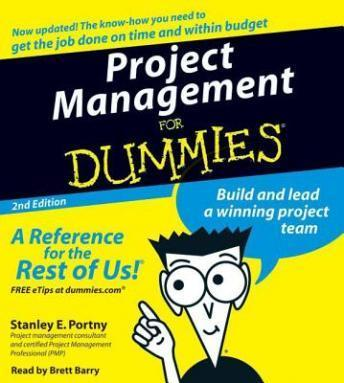 Project Management For Dummies, Stanly Portny
