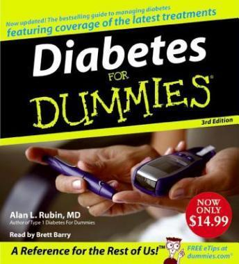 Diabetes for Dummies 2nd Edition, Alan Rubin