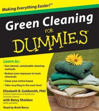 Green Cleaning for Dummies, Elizabeth Goldsmith, Betsy Sheldon