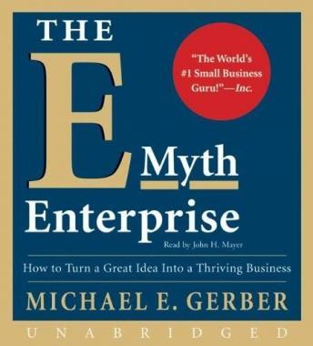 E-Myth Enterprise, Michael E. Gerber
