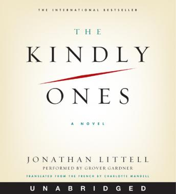 Kindly Ones, Jonathan Littell