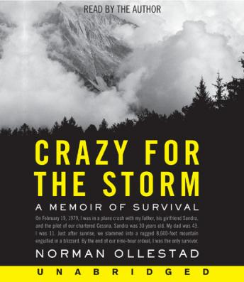 Crazy for the Storm, Norman Ollestad