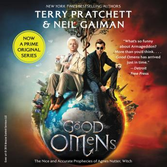 Download Good Omens by Neil Gaiman, Terry Pratchett