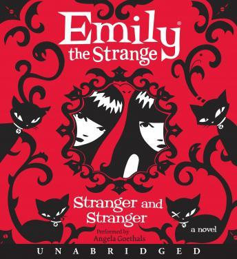 Emily the Strange: Stranger and Stranger, Rob Reger