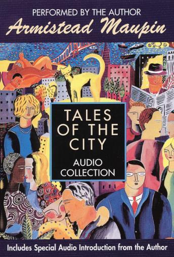Tales of the City Audio Collection