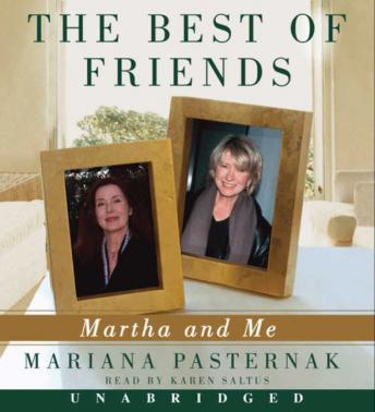 The Best of Friends: Martha and Me