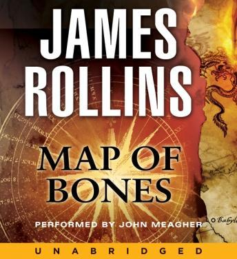 Map Of Bones Listen to Map of Bones: A Sigma Force Novel by James Rollins at