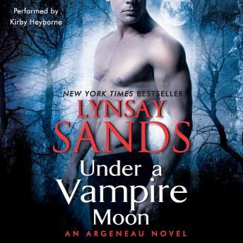 Under a Vampire Moon: An Argeneau Novel