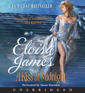 Kiss at Midnight, Eloisa James