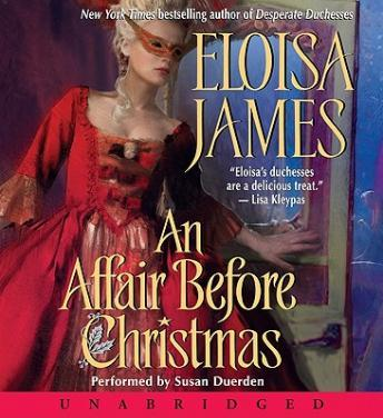 Affair Before Christmas, Eloisa James