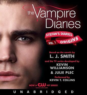 Download Vampire Diaries: Stefan's Diaries #1: Origins by L. J. Smith, Kevin Williamson & Julie Plec