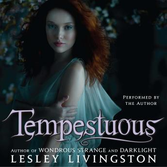Tempestuous, Lesley Livingston