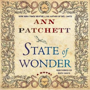 State of Wonder: A Novel sample.