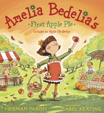 Amelia Bedelia's First Apple Pie sample.
