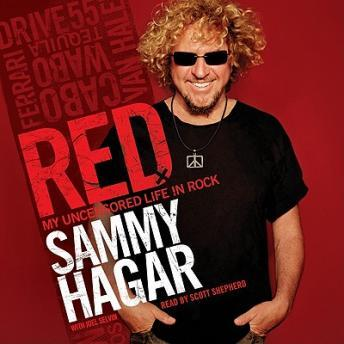 Red: My Uncensored Life in Rock, Sammy Hagar