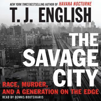 Savage City sample.