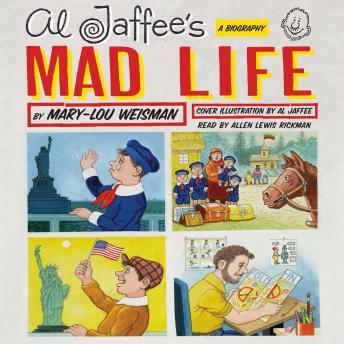 Al Jaffee's Mad Life: A Biography sample.