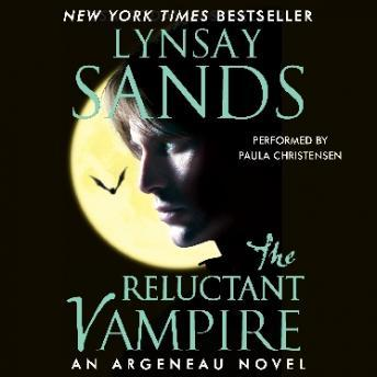 Reluctant Vampire: An Argeneau Novel, Lynsay Sands