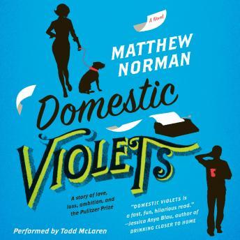 Domestic Violets: A Novel, Matthew Norman