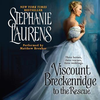 Viscount Breckenridge to the Rescue: A Cynster Novel