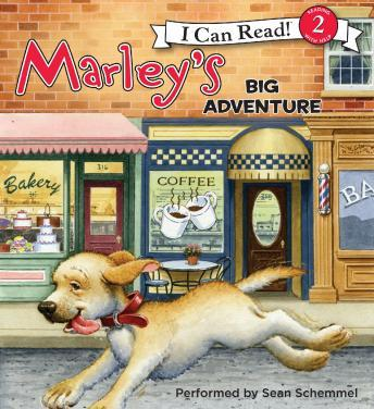 Marley: Marley's Big Adventure, Jessica Grogan, Richard Cowdrey