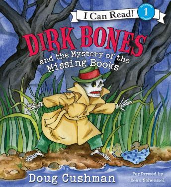 Download Dirk Bones and the Mystery of the Missing Books by Doug Cushman