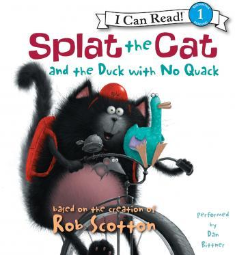 Splat the Cat and the Duck with No Quack, Rob Scotton