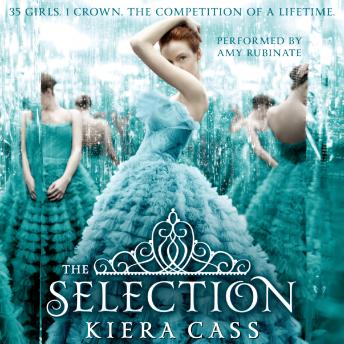 Selection, Audio book by Kiera Cass