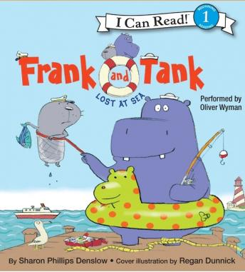 Frank and Tank: Lost at Sea, Sharon Phillips Denslow