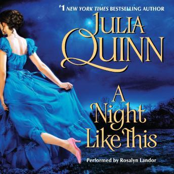 Night Like This, Julia Quinn