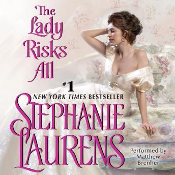 Lady Risks All, Stephanie Laurens