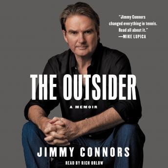 Outsider: A Memoir, Jimmy Connors