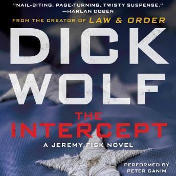 The  Intercept: A Jeremy Fisk Novel