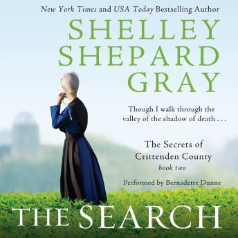 Search: The Secrets of Crittenden County, Book Two, Shelley Shepard Gray