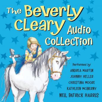 Beverly Cleary Audio Collection, Beverly Cleary