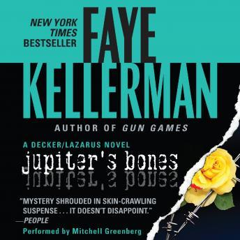 Jupiter's Bones: A Decker/Lazarus Novel, Faye Kellerman